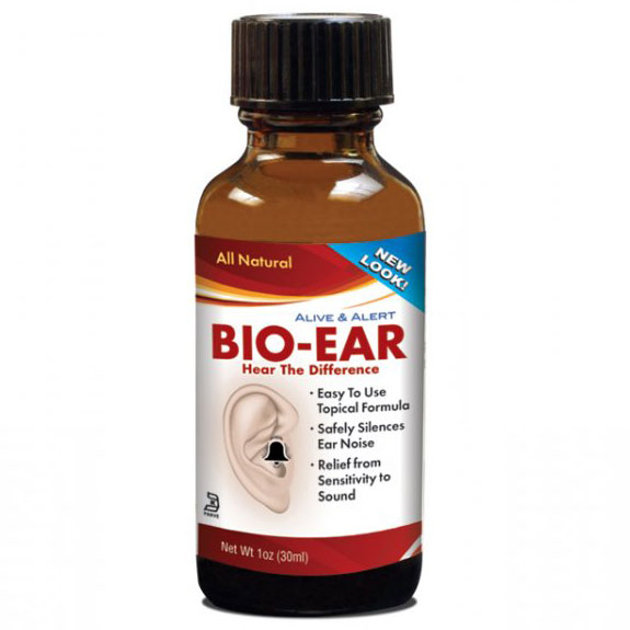 Bio-Ear Topical Formula, 1 oz, Natures Answer