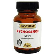 Biochem Pycnogenol 100 mg 30 Vegicaps, Country Life