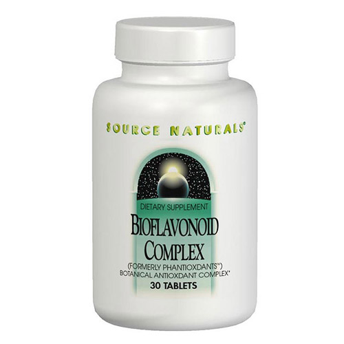 Bioflavonoid Complex 60 tabs from Source Naturals
