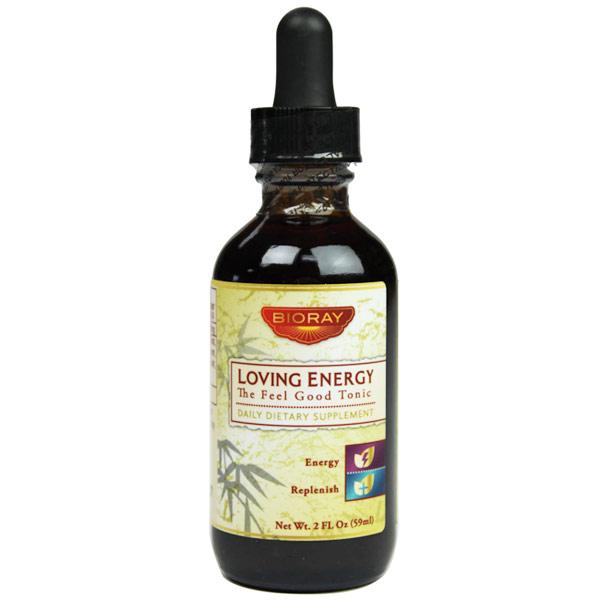 Bioray Loving Energy Liquid, The Feel Good Tonic, 2 oz