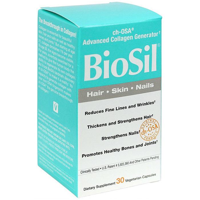 BioSil ch-OSA Advanced Collagen Generator, 30 Vegetarian Capsules