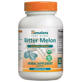 Bitter Melon, Glycemic Support, 60 Caplets, Himalaya Herbal Healthcare