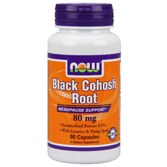 Black Cohosh Plus Licorice and Dong Quai