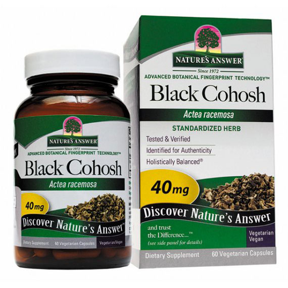 Black Cohosh Root Extract Standardized