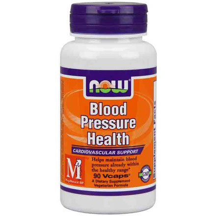 Blood Pressure Health, 90 Vcaps, NOW Foods