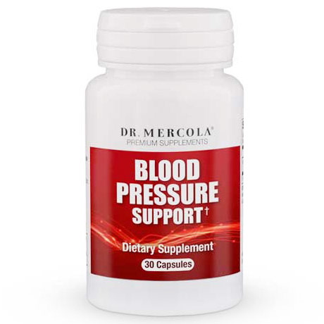 Blood Pressure Support, 30 Capsules, Dr. Mercola