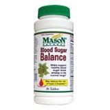 Blood Sugar Balance, 30 Tablets, Mason Natural
