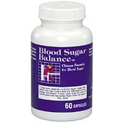 Image of Blood Sugar Balance Herbal Formula, 60 Caps, Ridgecrest Herbals