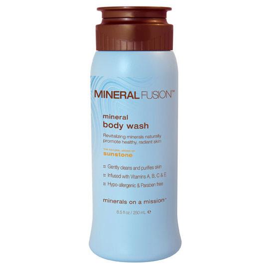 Mineral Body Wash, Sunstone, 8.5 oz, Mineral Fusion Cosmetics