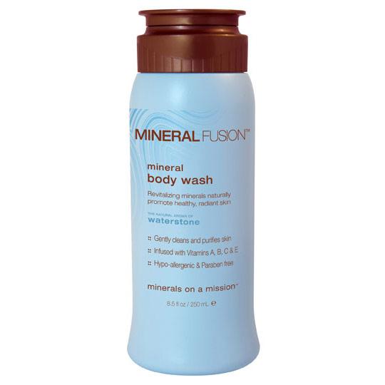 Mineral Body Wash, Waterstone, 8.5 oz, Mineral Fusion Cosmetics