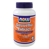 Boswellin with Curcumin Extract 120 Caps, NOW Foods