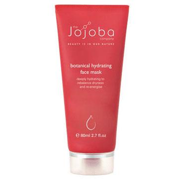 Botanical Hydrating Face Mask, 2.7 oz, The Jojoba Company