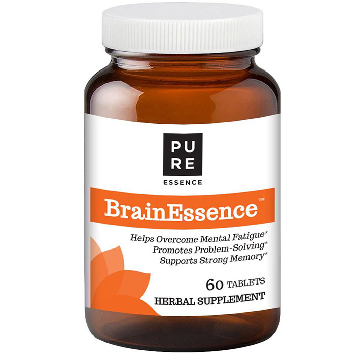 BrainEssence (Brain Essence), 60 Tablets, Pure Essence Labs