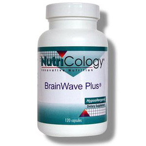 BrainWave Plus 120 caps from NutriCology