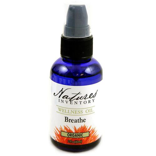 Breathe Wellness Oil, 2 oz, Nature's Inventory - CLICK HERE TO LEARN MORE