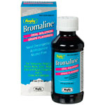 Bromaline Oral Solution Boxed, Grape, 4 oz, Watson Rugby