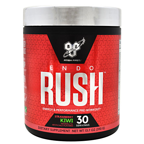 BSN Endorush (Endo Rush) Pre-Workout, 30 Servings