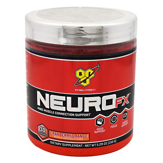 BSN NeuroFX (Neuro FX) Focus & Energy, 30 Servings