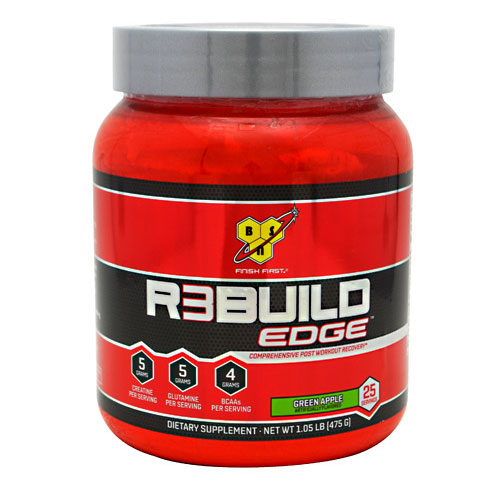 BSN Rebuild Edge, Comprehensive Post Workout Recovery, 25 Servings
