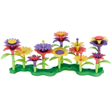 Build-a-Bouquet Toy, 1 ct, Green Toys Inc.
