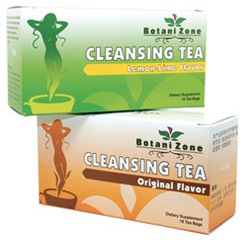 BZ-Cleanse Tea, Original Flavor, Colon Cleanse, 18 Tea Bags, BotaniZone