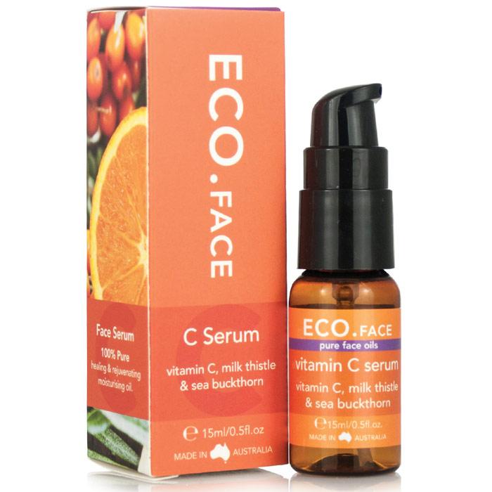 ECO C Serum, Vitamin C Face Serum, 0.5 oz, Eco Modern Essentials
