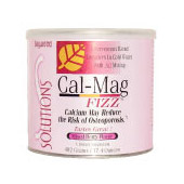 Cal-Mag Fizz Calcium & Magnesium Drink Mix, Cal Mag Mixed Berry, 492 Grams from Baywood