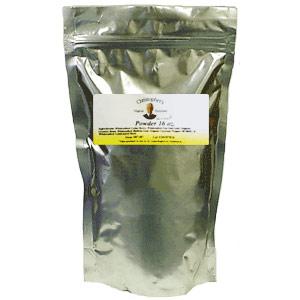 Calc Tea with Comfrey Herbal Powder (With Horsetail), 16 oz, Christopher's Original Formulas