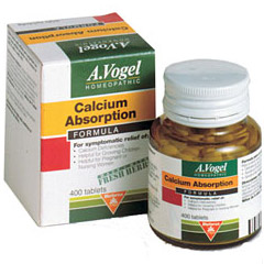 Calcium Absorption 400 tabs from Bioforce USA