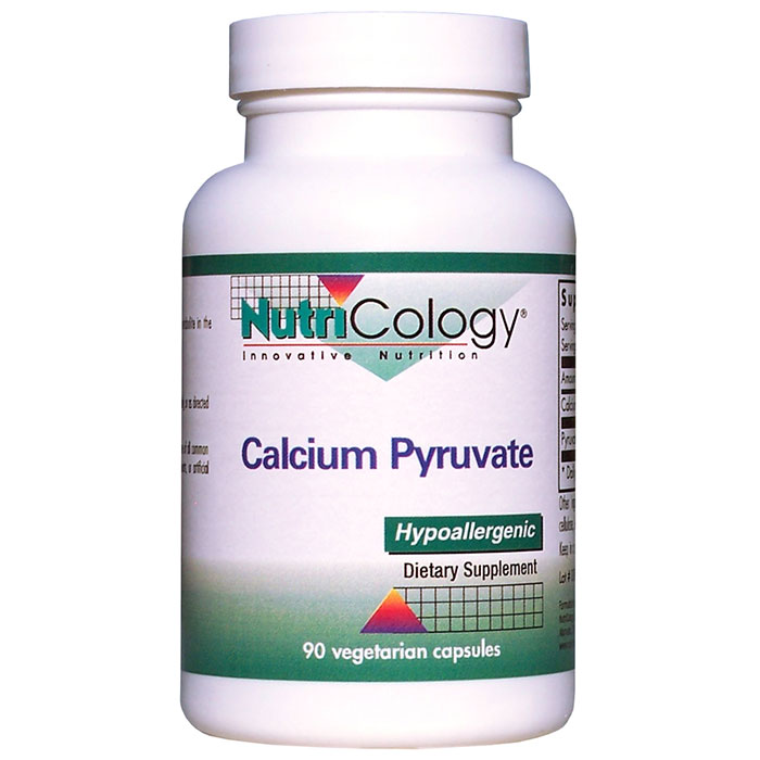 Calcium Pyruvate 90 caps from NutriCology