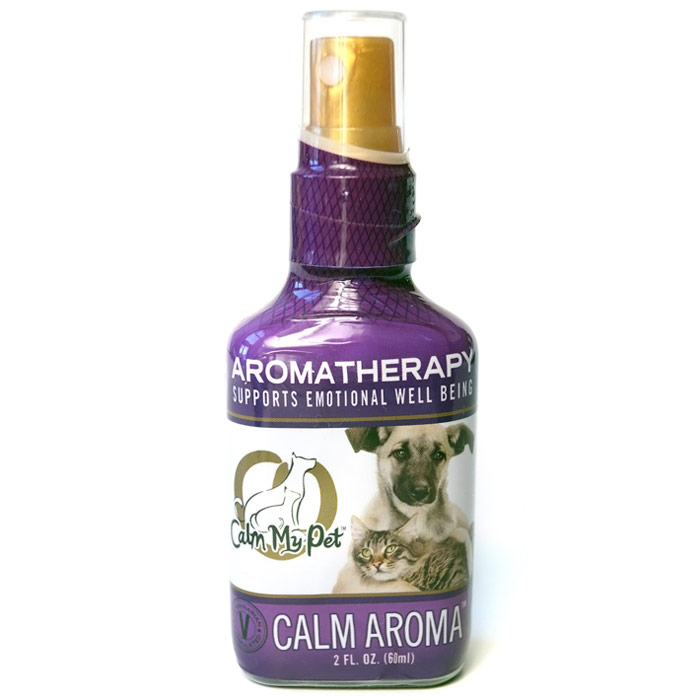 Calm Aroma, Therapeutic Dog Aromatherapy, 2 oz, Calm My Pet