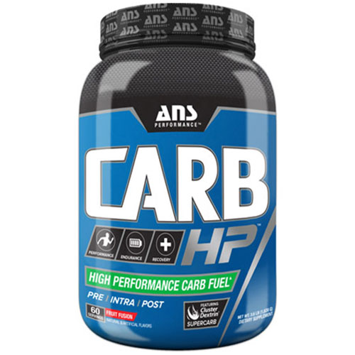 Carb HP, High Performance Carbohydrate Fuel, 60 Servings, ANS Performance