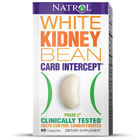 Carb Intercept Phase 2 Starch Neutralizer 60 caps from Natrol