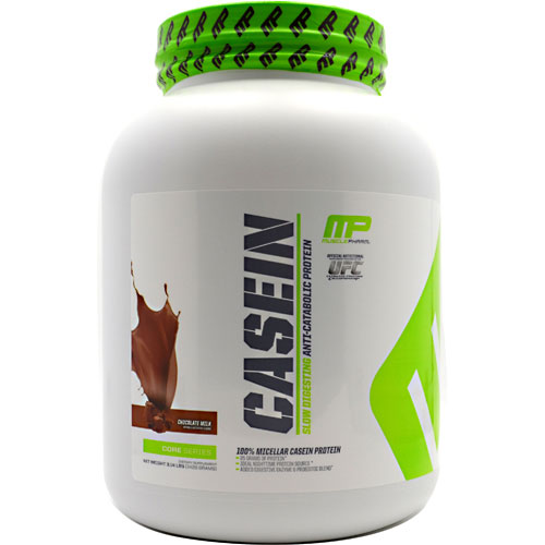 Casein Protein Powder, Core Series, 3 lb, Muscle Pharm