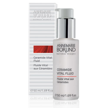 Ceramide Vital Fluid, More Than A Wrinkle Reducer, 1.7 oz, AnneMarie Borlind
