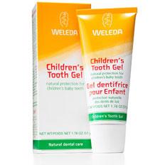Weleda Childrens Tooth Gel, 1.78 oz