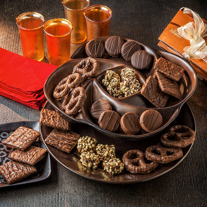 Chocolate Confections Party Pack Assortment, Gift Set, 24 oz, Rocky Mountain Chocolate Factory