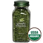 Cilantro Leaf, 0.78 oz, Simply Organic