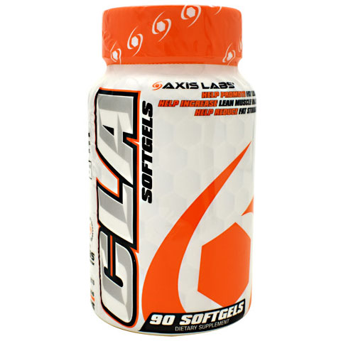 CLA 1000 mg, 90 Softgels, Axis Labs