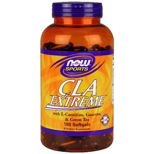 CLA Extreme (Conjugated Linoleic Acid) 180 Softgels, NOW Foods