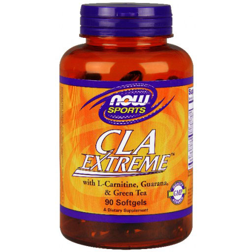 CLA Extreme (Conjugated Linoleic Acid) 90 Softgels, NOW Foods