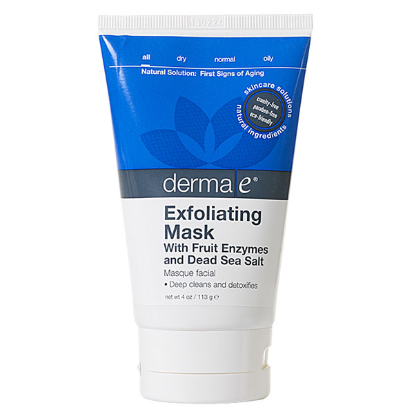 Cleansing Enzyme Mask, 4 oz, Derma-E Skin Care
