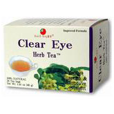 Image of Clear Eye Herb Tea, 20 Bags, Health King Herbal Tea