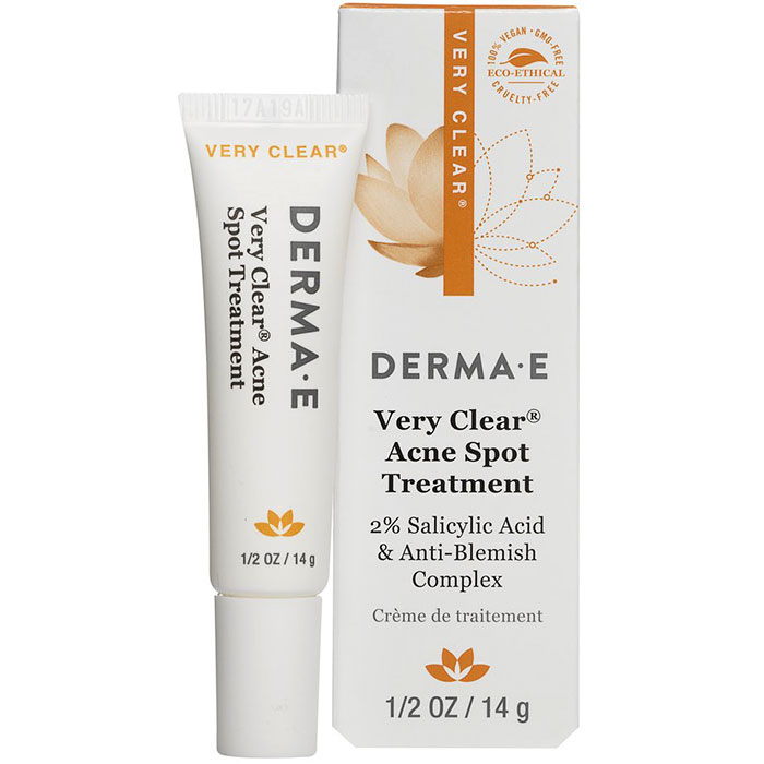 Clear Skin 2 (Spot Blemish Treatment) .5 oz from Derma-E Skin Care