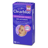 Clearblue Easy Ovulation Test - 10 Tests