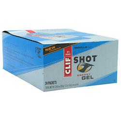 clif shot energy gel 24 packets Clif Shot Energy Gel, 24 Packets, from Clif Bar