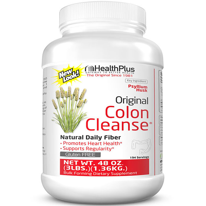 Colon Cleanse (Colon Cleansing) Regular 48 oz powder from Health Plus Health Fitness Skin Care Beauty Supply Deals