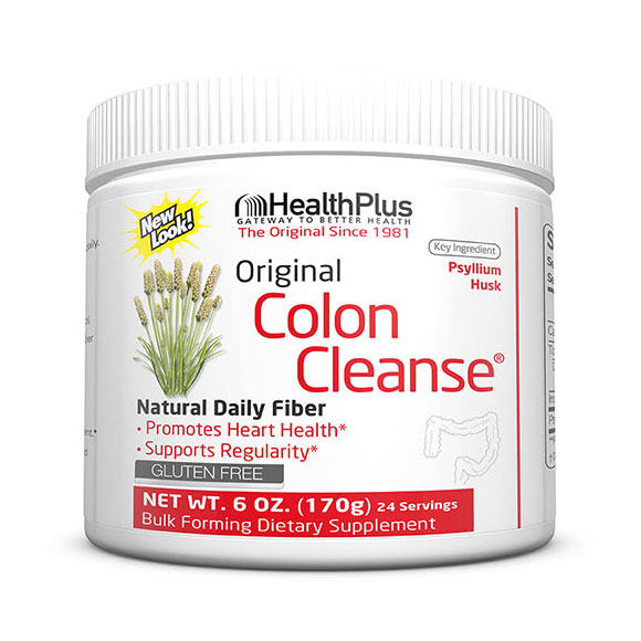 Colon Cleanse (Colon Cleansing) Regular 6 oz powder from Health Plus Health Fitness Skin Care Beauty Supply Deals