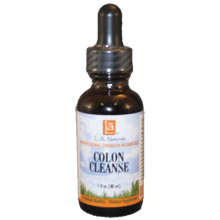 Colon Cleansing Formula, 1 oz, L.A. Naturals Health Fitness Skin Care Beauty Supply Deals