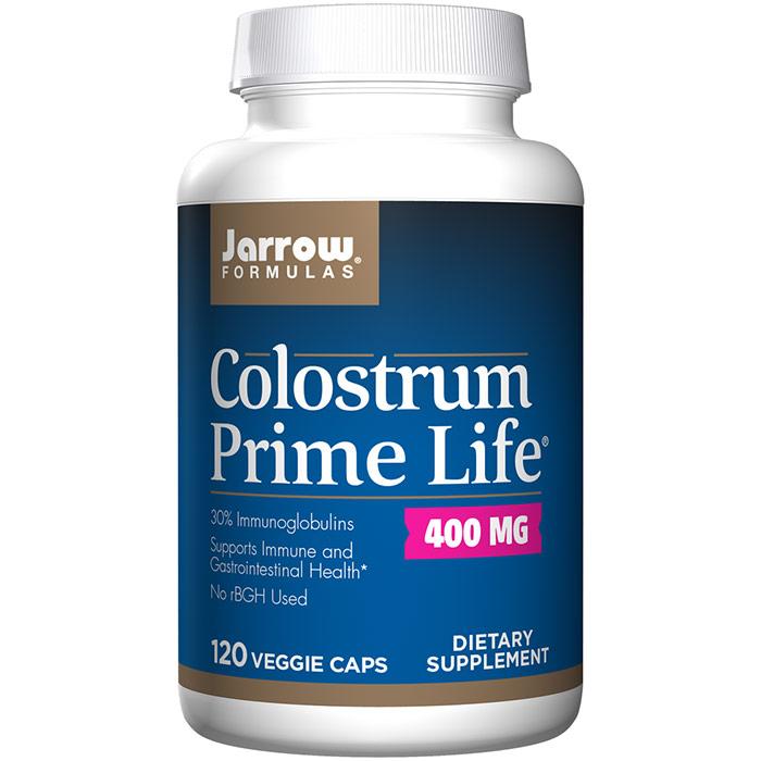 Colostrum Prime Life, 500 mg 120 caps, Jarrow Formulas